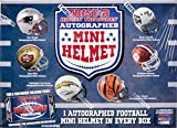 2017 Tristar Hidden Treasures Autographed Mini Football Helmet box (Update)