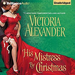 His Mistress by Christmas Audiobook
