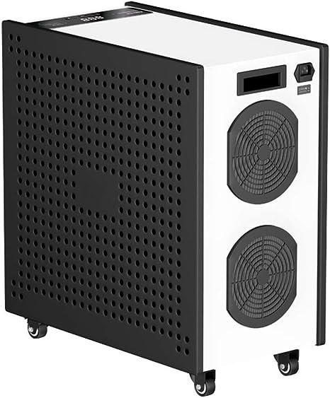 MZBZYU Generador de ozono Profesional Temporizador Ajustable Generador de ozono purificador de Aire doméstico para Coche, casa, fábrica (20000mg / 30000mg): Amazon.es ...