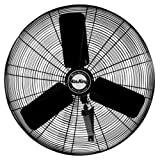 Best Air King Tower Fans - Air King 9074 24-Inch 3-Speed Industrial Grade Oscillating Review