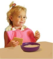 Image: Baby Buddy Bib Clip | Eliminate the need to carry bibs on-the-go | bring along this compact bib clip instead