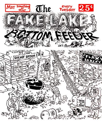 Pdf Comics Fake Lake