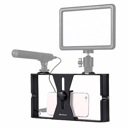 PULUZ Smartphone Stabilizer Video Rig Filmmaking Recording Handheld