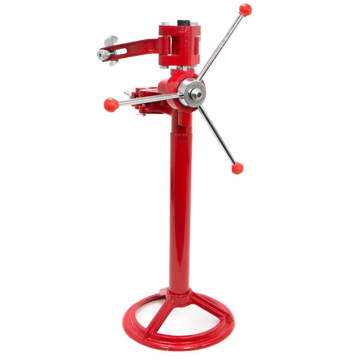 Strut Coil Spring Compressor Press Hand Operation Tool Equipment