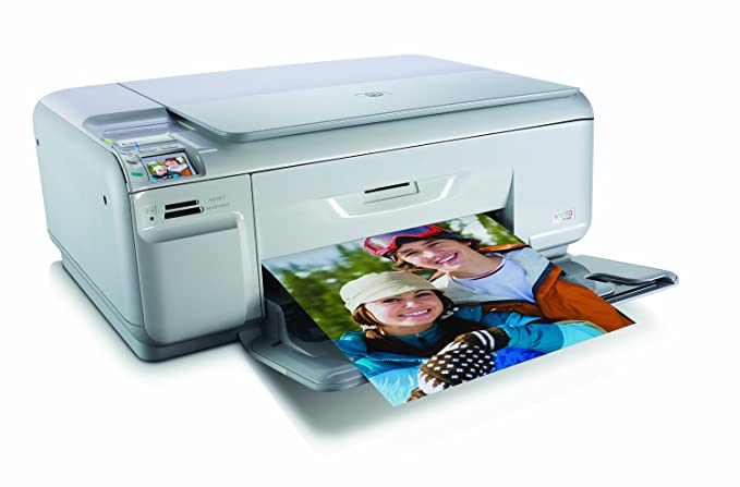 Amazon.com: HP Photosmart C4580 All-in-One Printer: Electronics