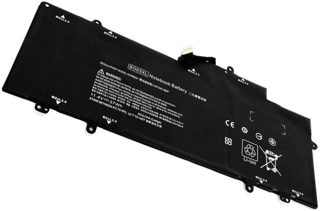 Etechpower Replacement Battery for HP Chromebook 14-x000 Series 14-X010WM 14-x011nf 14-x012nf 14-X013DX B003XL BO03037XL BO03XL BOO3xl