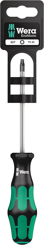 Wera 05028010001 367 TORX®-Schraubendreher TX 20x100mm