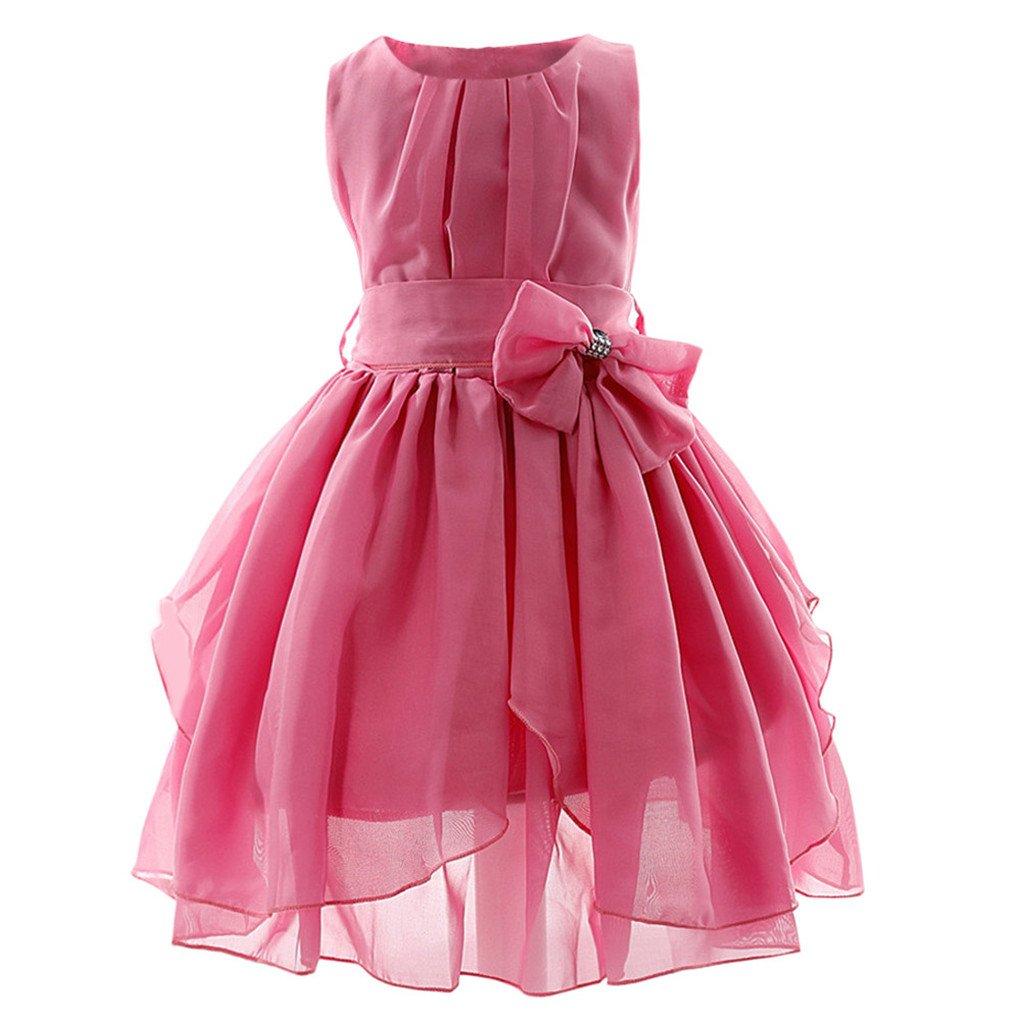 JYJM - Vestido de princesa para niña, estilo casual, para fiesta ...