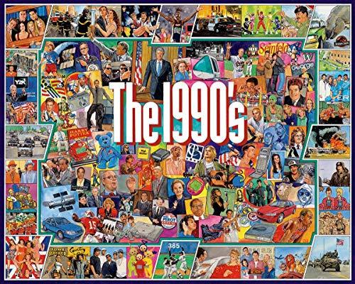 1000 piece puzzles 90s - 1