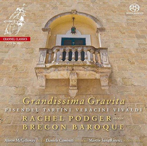 - Sonatas by Pisendel, Tartini, Veracini & Vivaldi (Baroque Sonatas)