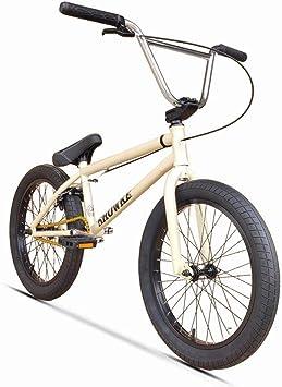 SWORDlimit Freestyle Bicicleta BMX de 20 Pulgadas con Rendimiento ...