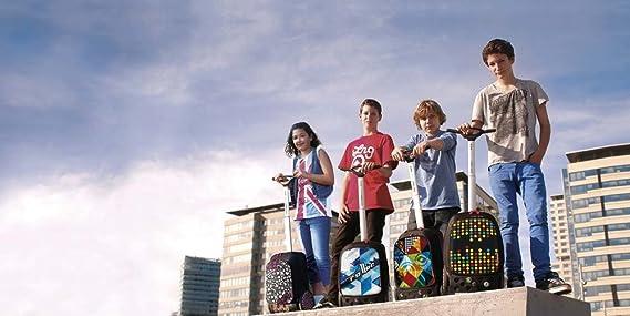 Nikidom XL Technodots Troller, Negro, Talla Única: Amazon.es: Deportes y aire libre