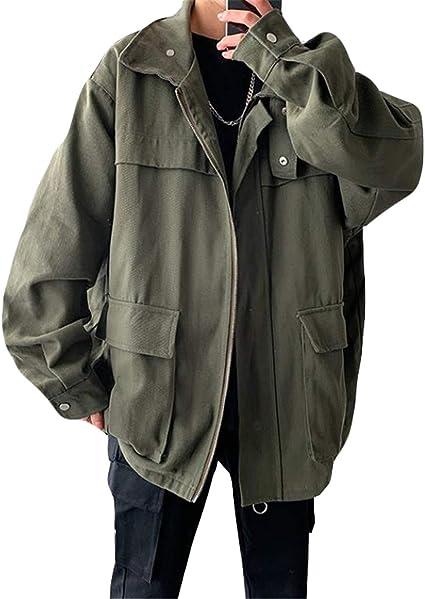 (モリミ)メンズジャケット 春秋冬服 マウンテンライトジャケット 野球服 ゆったり 暖かい オシャレ 秋冬 ジッパー コート カジュアル ビジネス 防風防寒 おしゃれ 無地 おおきいサイズ