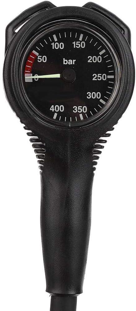 発光ダイビング圧力計400バールコンソール