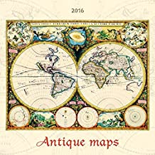 Antique Maps 2016
