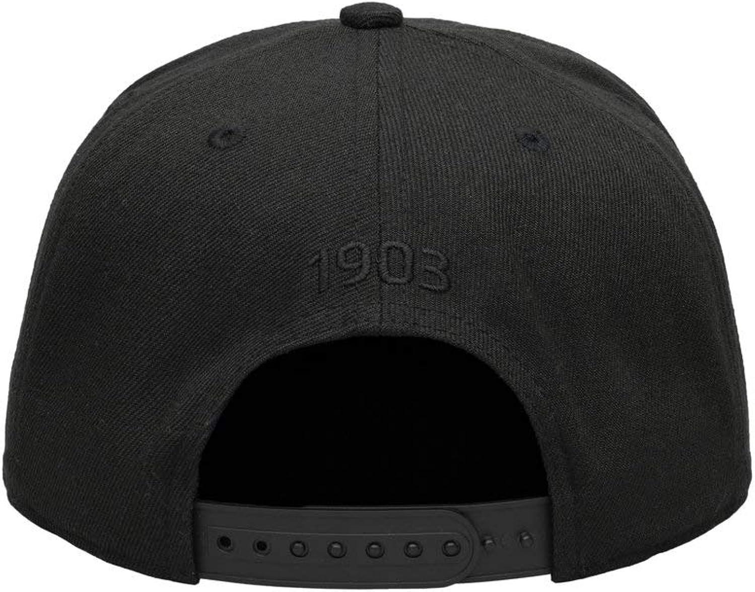 FI COLLECTION Atletico Madrid Dusk Snapback HAT Black