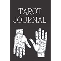 Tarot Journal: To Track Your Daily Question Notes Interpretation And 3 Card Draw Reading From The Hands Notebook Tracker