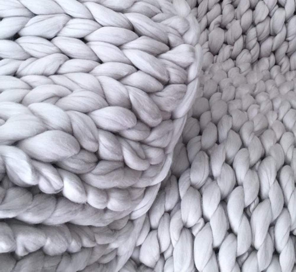 200g Funky Chunky yarn 100/% thick Merino Wool The Third Piece 7oz  Onyx Black