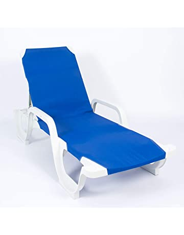 XXL tumbona aluminio 200 x 70 x 40 cm tumbona de camping con almohadas OVP 89 €
