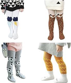 Gellwhu Baby Girls Boys 0-3T Infant Toddler Legging Pants Tights Warm Stockings