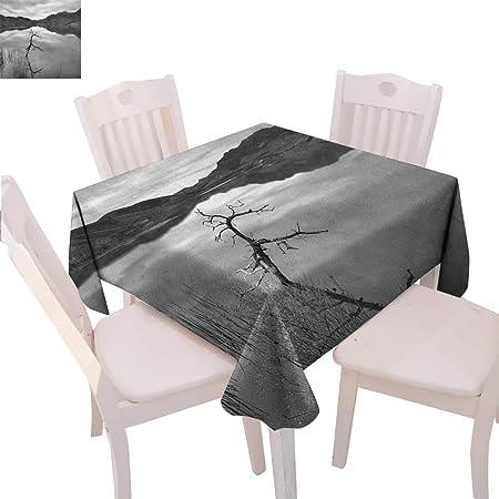 Paraguas decorativo para mesa de comedor en color blanco y negro ...