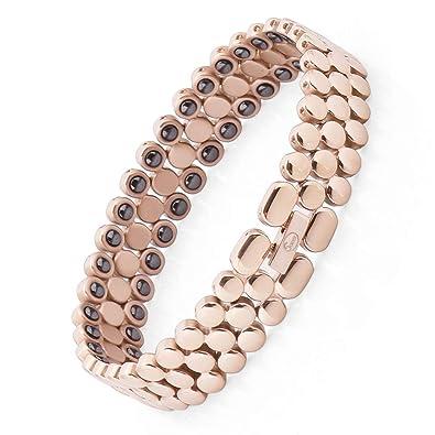 Magnetique Bracelets L'arthrite bracelets Hématite Bracelet Magnetique Sante Douleur Titaniques Jeroot Magnétiques Femme Anti 1lTFKJc3