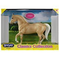 "Breyer Classics Single Collection, Palomino Morgan, Multicolor, 11"" x 8"" x 3.25"""