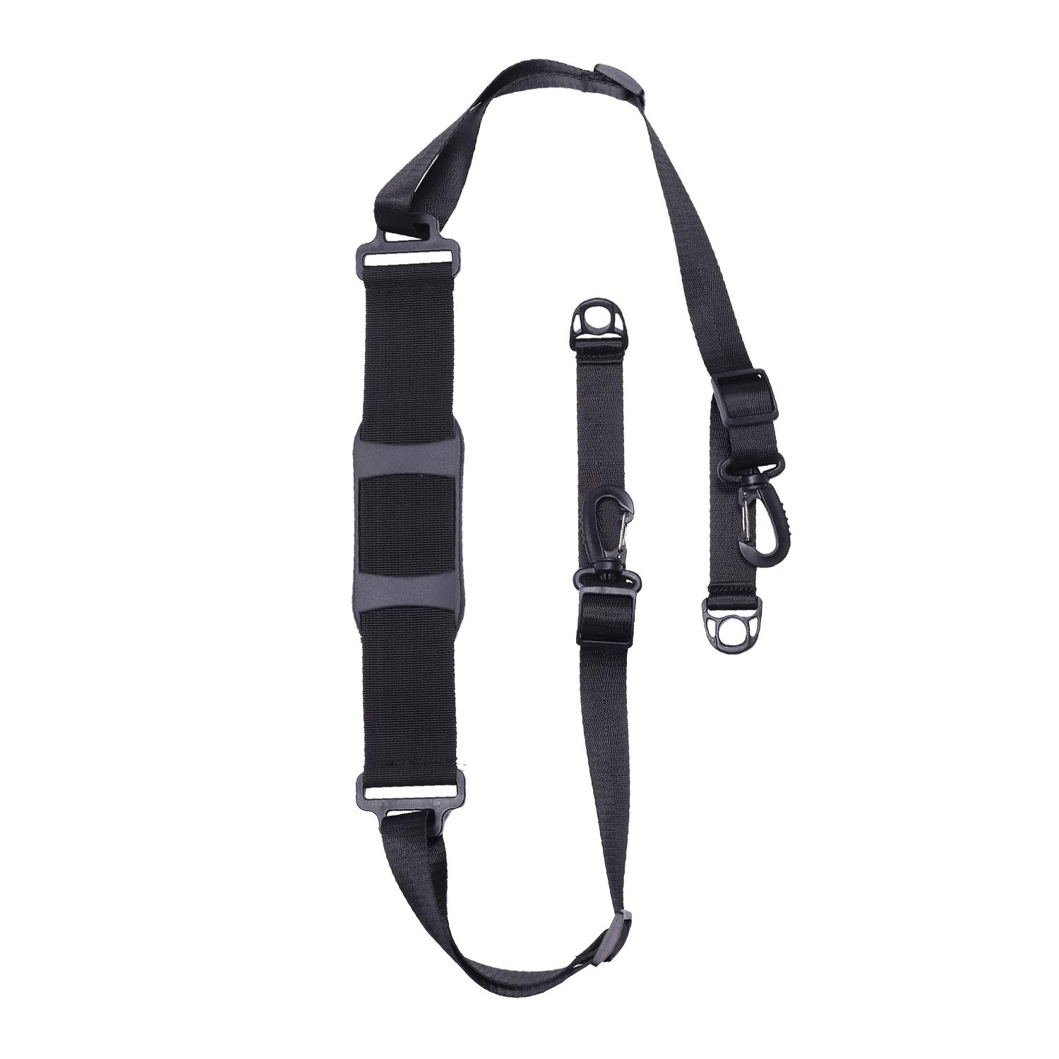 Epessa Kick Scooter Shoulder Strap Compatible for Carrying Beach Chair, Electric Scooter,Kids Bike,Foldable Bikes, Balance Bikes, Yoga Mat with Non-Slip Shoulder Pad,Adjustable by Epessa