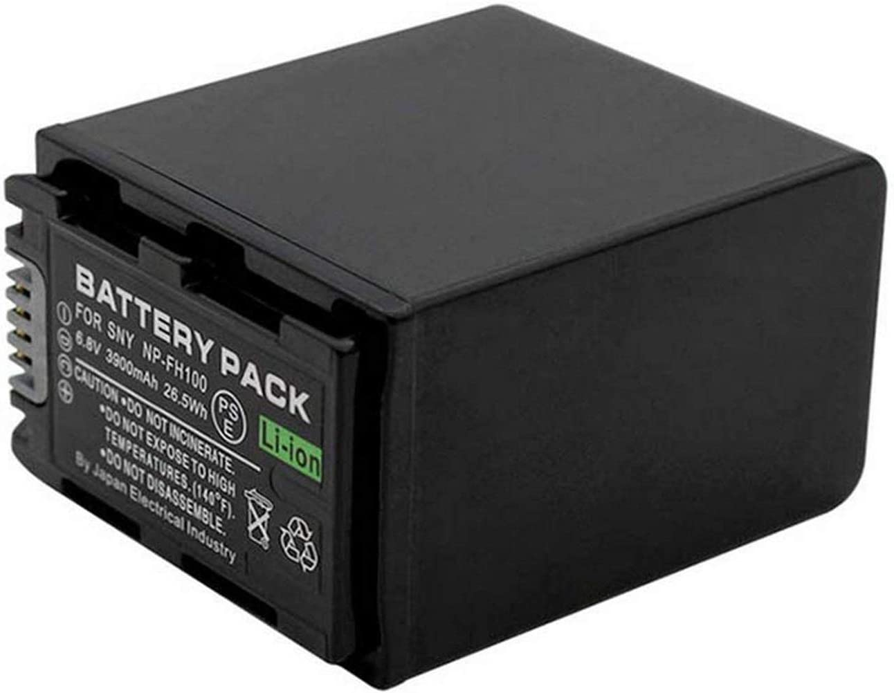 DCR-DVD115 Battery Pack for Sony DCR-DVD110 DCR-DVD150 Handycam Camcorder