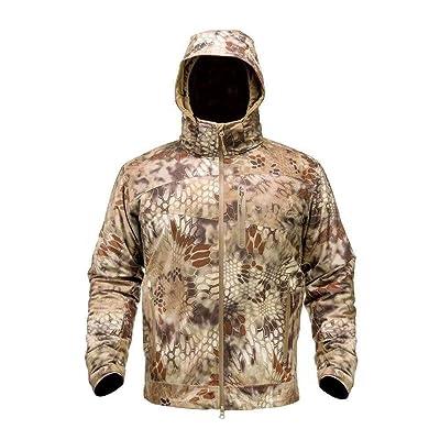 Kryptek Aegis Extreme Jacket: Clothing