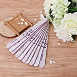 LinkinStar Nail File Double Sided Professional