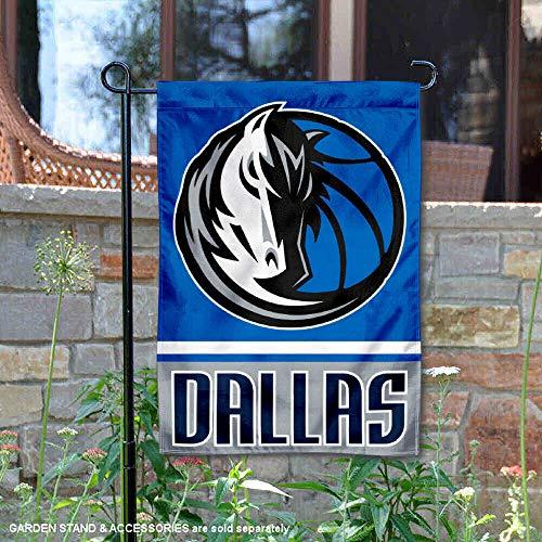 - Wincraft Dallas Mavericks Double Sided Garden Flag