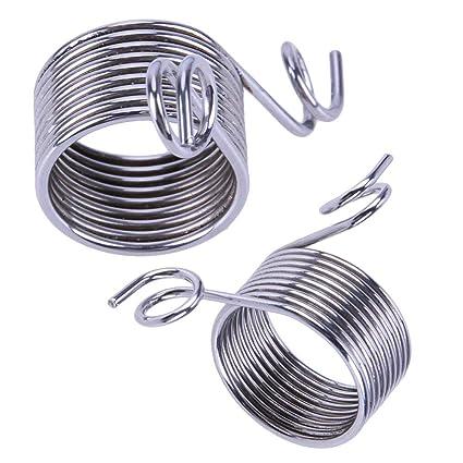 Amazon.com: JULUJ - Hilo de acero inoxidable para coser con ...