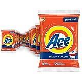 Ace Detergente En Polvo Uno Para Todo 10 Unidades De 750gr, Total 7.5Kg