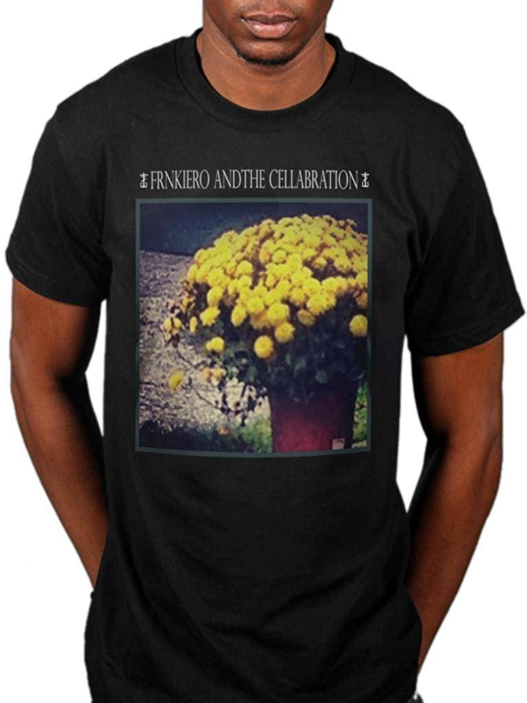 Amazon com: Official Frnkiero andthe Cellabration Flowers