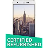 (Certified REFURBISHED) Infocus Epic 1 (Gold, 32GB)