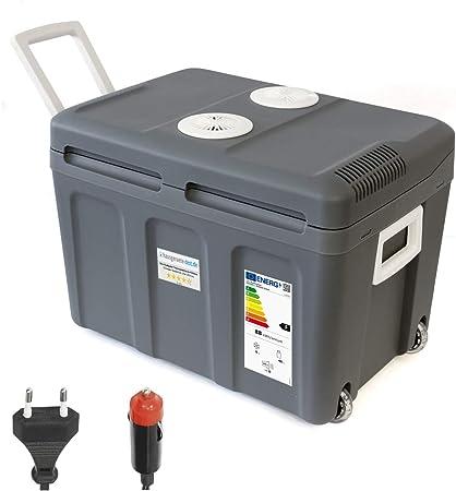 Dino Fuerza del paquete 131002 Thermo caja termoeléctrica – Nevera portátil eléctrica 40L 12 V 230 V