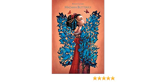 Madama Butterfly (Àlbums): Amazon.es: Lacombe, Benjamin, Lacombe ...