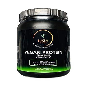 Amazon.com: Proteína en polvo a base de plantas veganas ...