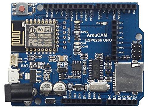 Arducam esp uno board for arduino mini module camera