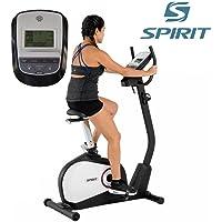 Spirit Profi Heimtrainer DBU 20 Ergometer Sitzheimtrainer Fitnessrad Trimmrad