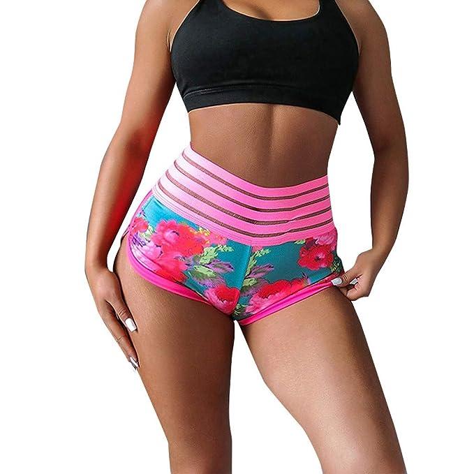 Darringls Pantalones Yoga Mujer, Leggins Mujer Mallas Fitness Push ...