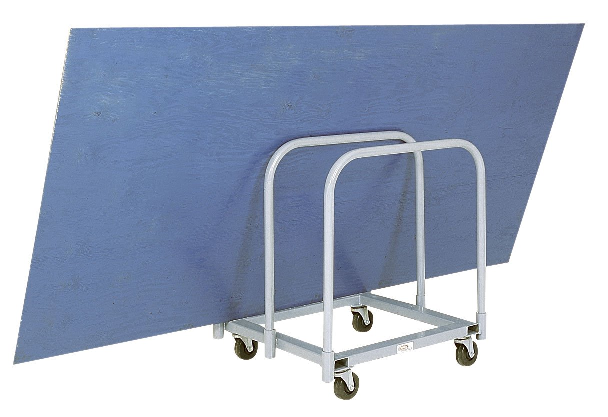 Meco Omaha PM1 Steel Frame Panel Mover, 34'' Height, 28'' Width, 31'' Length