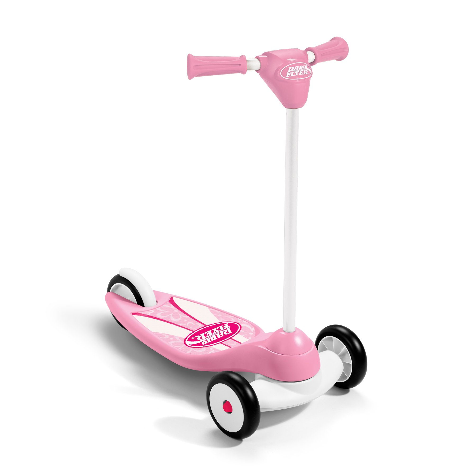 Radio Flyer 97176 1st Scooter (Pink) by Radio Flyer