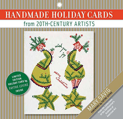 Handmade Holiday Cards from 20th-Century Artists (Century American 20th Artists)