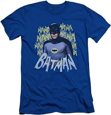 Batman TV Series - Camiseta de Manga Corta para Hombre: Amazon.es: Ropa y accesorios