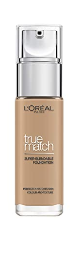 L oreal true match foundation