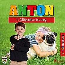Möpschen ist weg (Anton 1) Hörbuch von Elsegret Ruge Gesprochen von: Lena Donnermann