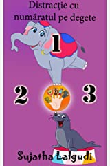 Finger Counting book in Romanian – A Picture book for Children Kindle Edition