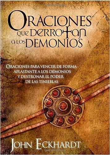 Paginas Para Descargar Libros Oraciones Que Derrotan Los Demonios Kindle Puede Leer PDF